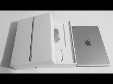 Unboxing: Apple iPad Mini 3 (Space Gray)