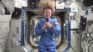 Astronaut Talks With Home State Students About Space | NASA Science HD Video