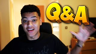 MY FIRST EVER Q&A Thumbnail