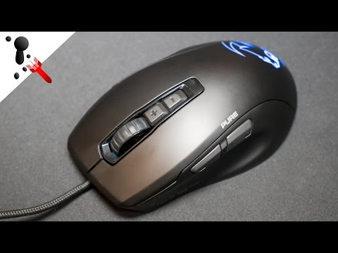 Roccat Kone Pure Owl-Eye Review (VS Military Edition)