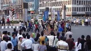 ICC World Twenty20 Bangladesh 2014, Flash Mob - Tasveer Academy