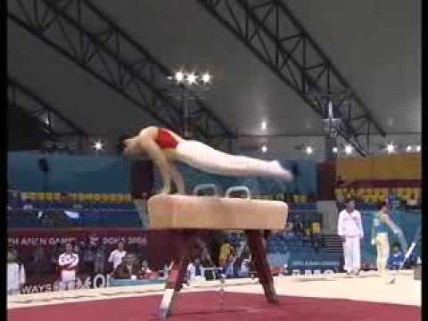 Yang Wei (CHN) PH 2006 Asian Games AA