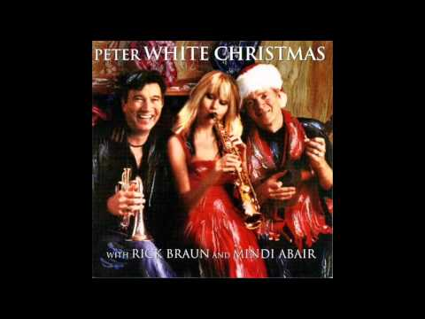 I CAN´T WAIT FOR CHRISTMAS-PETER WHITE.MINDY ABAIR,RICK BRAUN