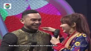 Video Di Kasih Kejutan, RINA NOSE Nggak Berani Liat Fakhrul Razi download MP3, 3GP, MP4, WEBM, AVI, FLV April 2018