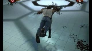 X-Men Origins: Wolverine gameplay (HD) - Battle for the 'third' bonus suit  #2