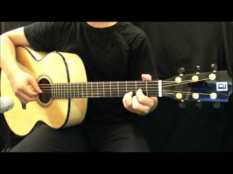 Ayers Guitar - Vintage series MSF