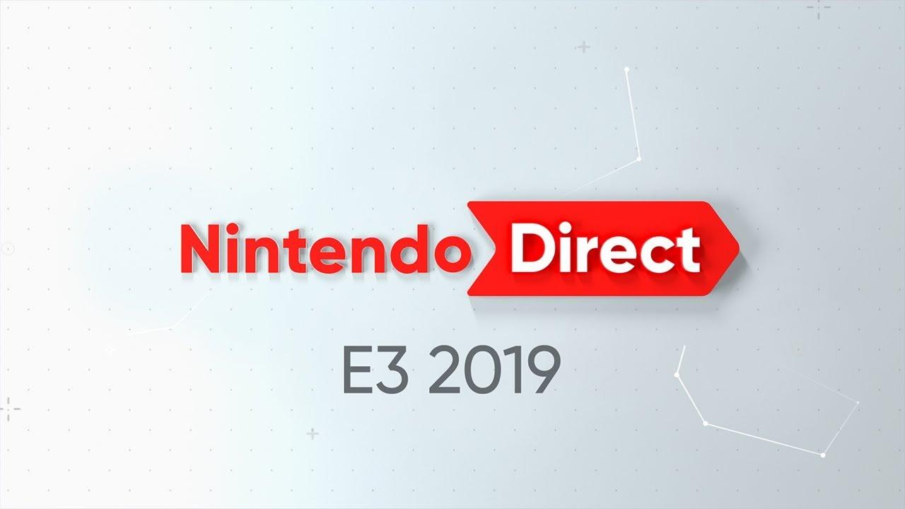 Nintendo Direct| E3 2019 - YouTube