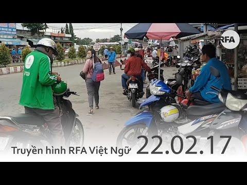 TIN TỨC THỜI SỰ TỔNG HỢP 22.02.2017 | RFA Vietnamese News