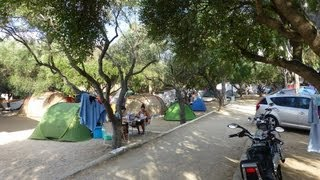 "Camping Cadaqués .. at ""Cap de Creus"" in the northern Costa Brava"