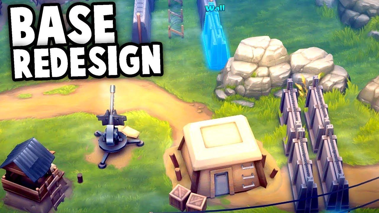 Fort Challenge!  BEST Base or WORST Base!?  (Guns Up! Multiplayer Gameplay)