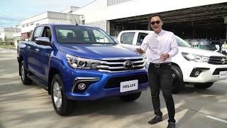 ส่อง Toyota Hilux 4x4 เวอร์ชันญี่ปุ่น