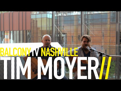 TIM MOYER - STUPID MAN (BalconyTV)