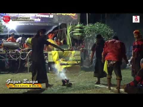 Lagu Nasional GUGUR BUNGA Versi Jaranan New SABDO MANGGOLO Live Sendang Tirto Kamandanu 2018