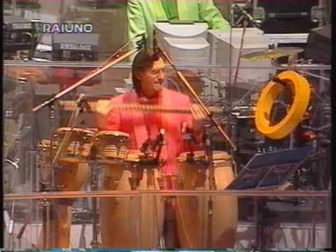 """Leandro Barsotti """"Mi piace""""   Sanremo Giovani 1995"""