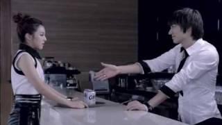 Download Sandara Park & Lee MinHo - Kiss Epilogue (Cass CF) MP3 song and Music Video