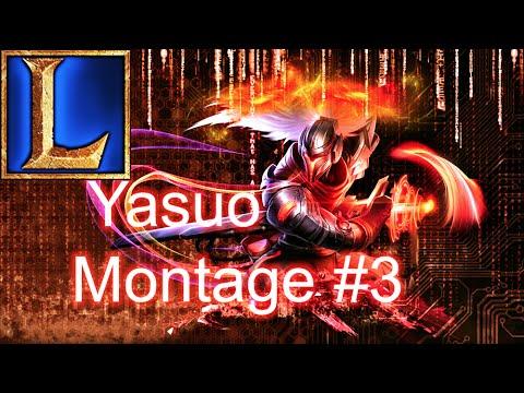 Yasuo Montage - Episode 3 | Best Yasuo Plays 2015(League of Legends)