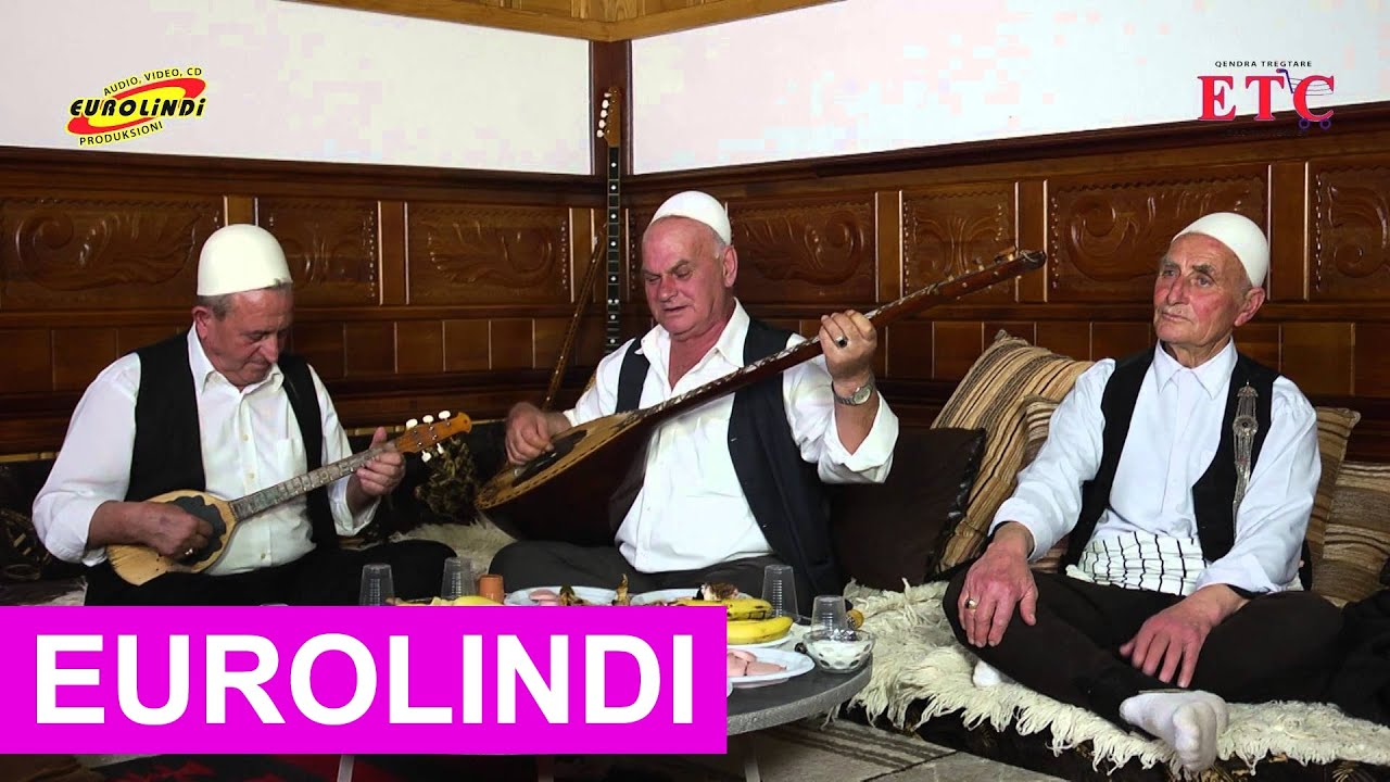 Ali Krasniqi - Zuna i kajke ( Eurolindi & Etc) Gezuar  2016