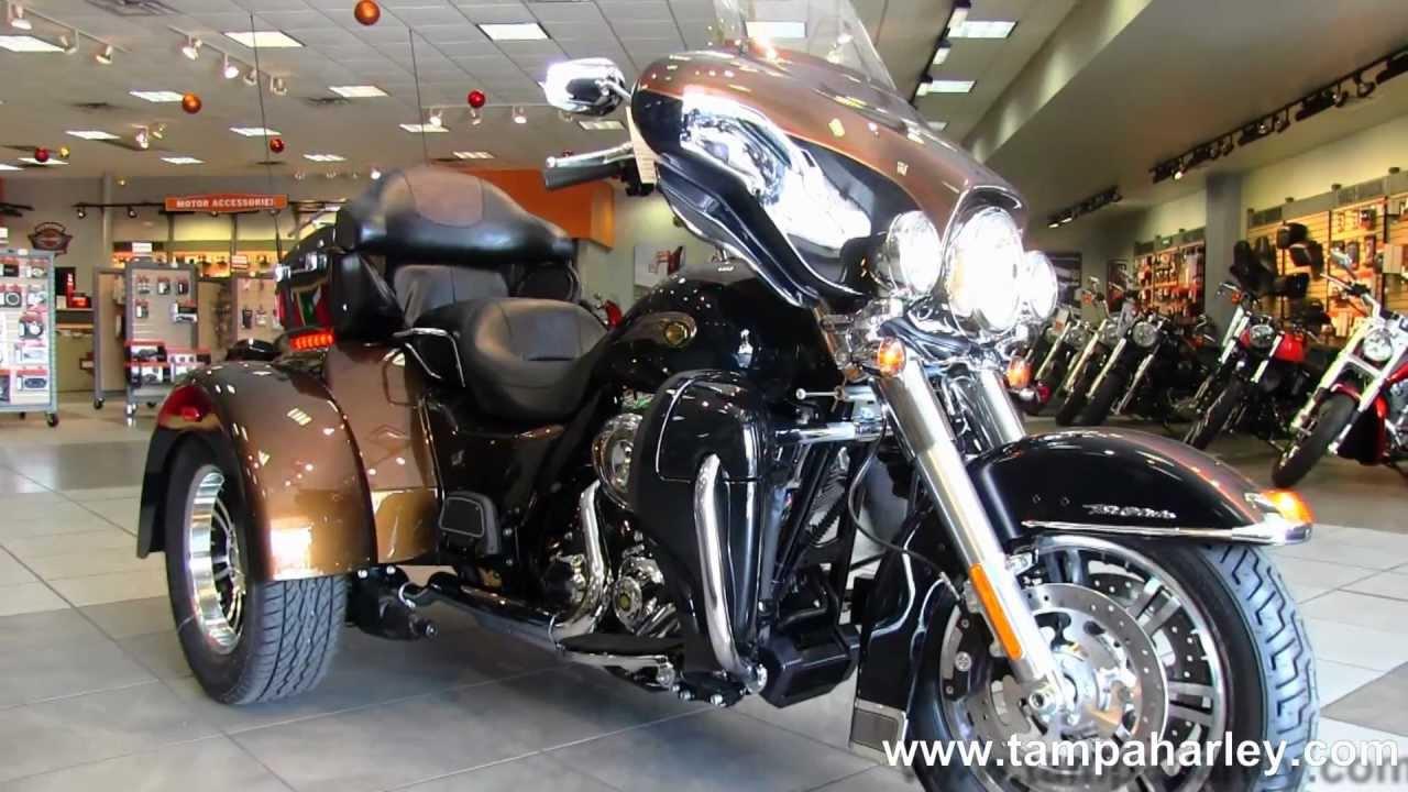 2013 Harley Davidson Flhtcutg Tri Glide Ultra Classic Review: New 2013 Harley-Davidson Trike Tri Glide Ultra Classic