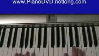 How to Play Ride for you by Danity Kane on Piano