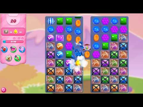 Candy Crush Saga Level 3235 NO BOOSTERS