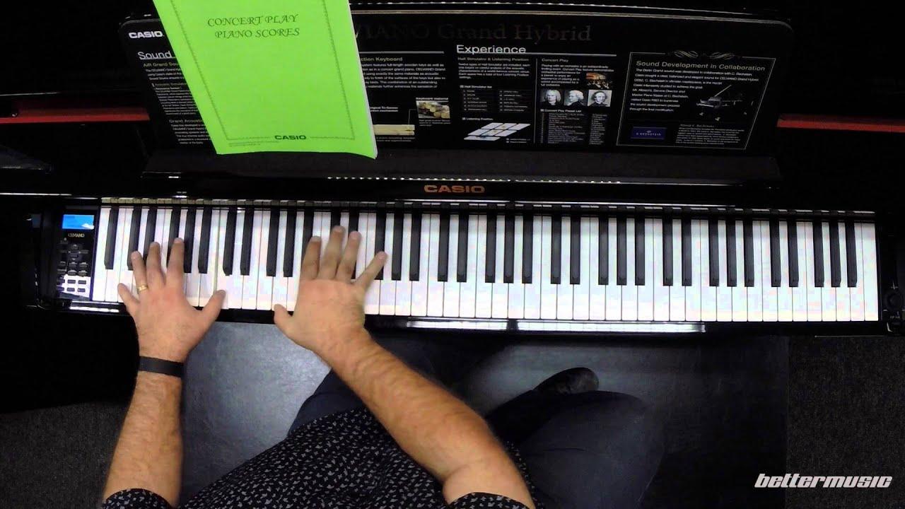 Casio Celviano Grand Hybrid GP-500 Digital Piano | Better Music
