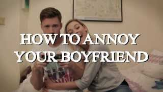 One of Spencer & Alex's most viewed videos: How To Annoy Your Boyfriend