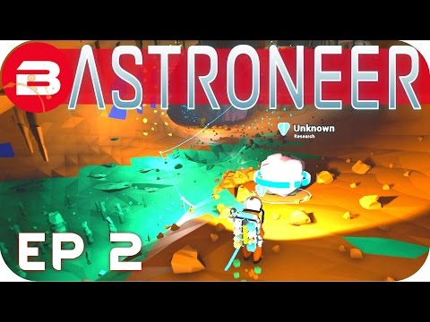 Generate Astroneer Gameplay - DEADLY STORMS #2 Let's Play Astroneer Pictures