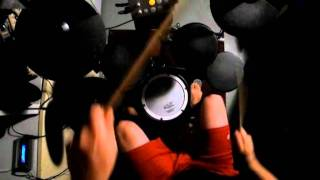 DJ Kridlokk - GNXTA  -drum & guitar cover