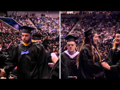 UMass Lowell 2014 Morning Commencement College of Fine Arts, Humanities & Social Sciences Bachelors