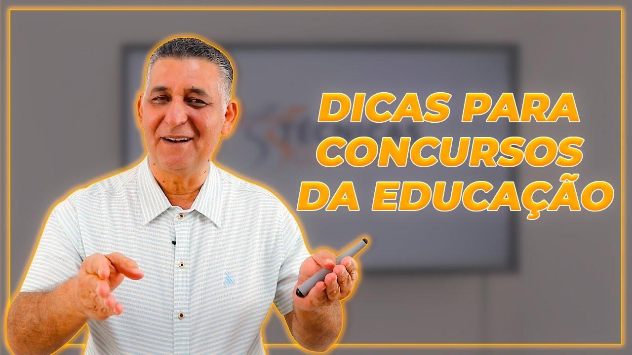 COMO ACERTAR QUESTÕES DA EDUCAÇÃO I Prof  João Batista