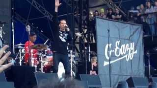 G-Eazy - Runaround Sue - Live at Voodoo Festival New Orleans 2013