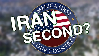 America first , Iran before Iraq video #evrysecondcounts Iran second.