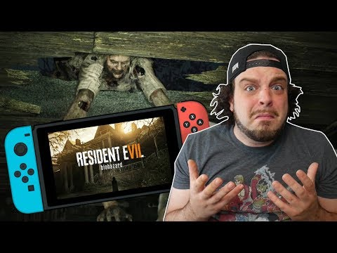 Resident Evil 7 CONFIRMED For Nintendo Switch....With a Catch? | RGT 85