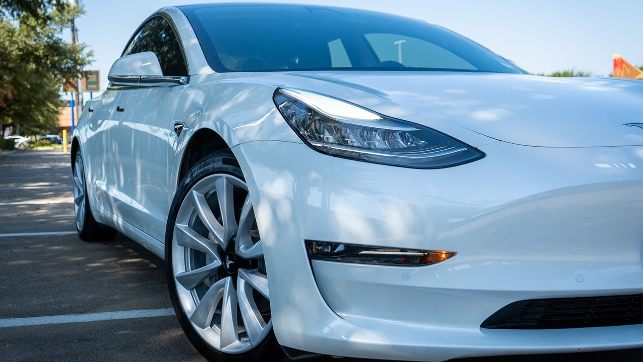 How Much Does A Tesla Model 3 Really Cost With Financing ...