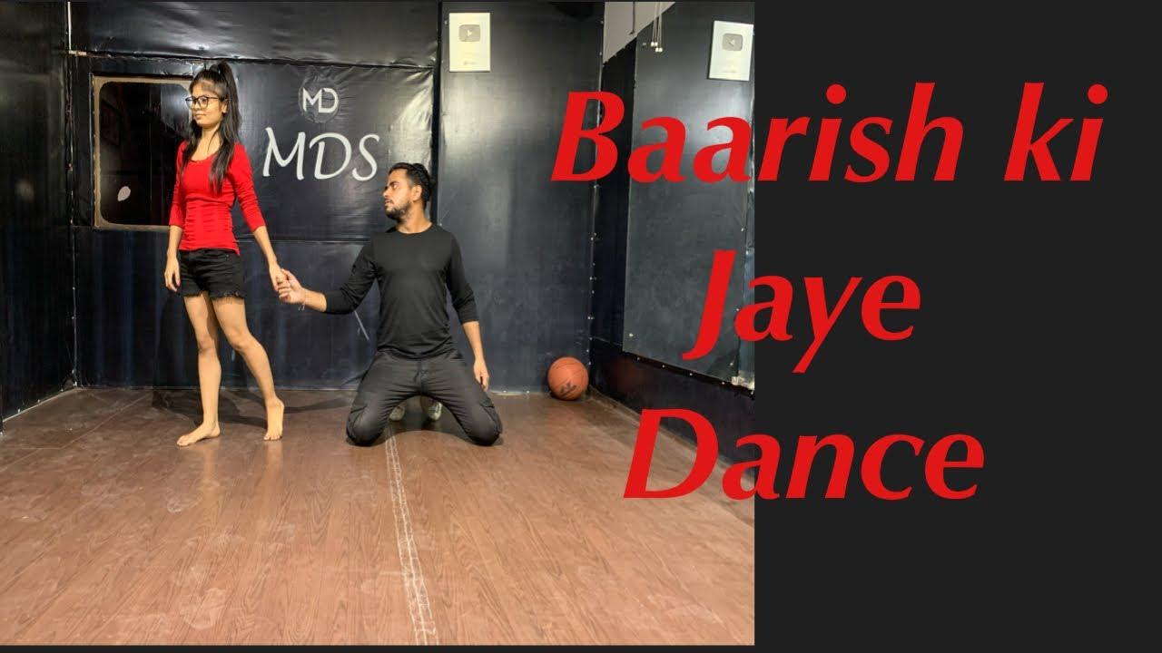 Download Baarish ki jaaye/dance cover by Manish Indoriya/B Praak/Jaani/reel viral