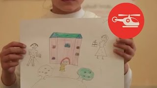 Syrian children draw their dream   Emergencies   2015