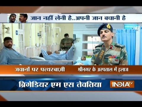 Injured Jawans Reveal the Truth Behind Kashmir Violence