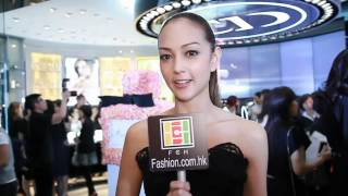 Interview w/Jocelyn Luko , Jessica C at brand new Dior Beauty Boutique Opening(event)