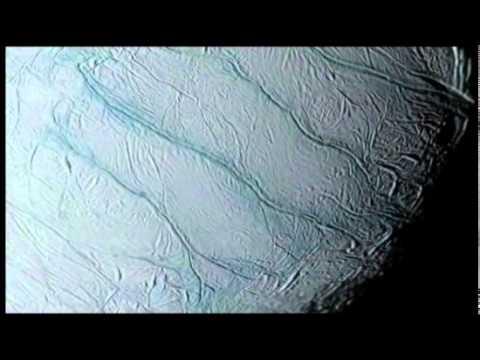Enceladus: Saturn's Refreshing Secret