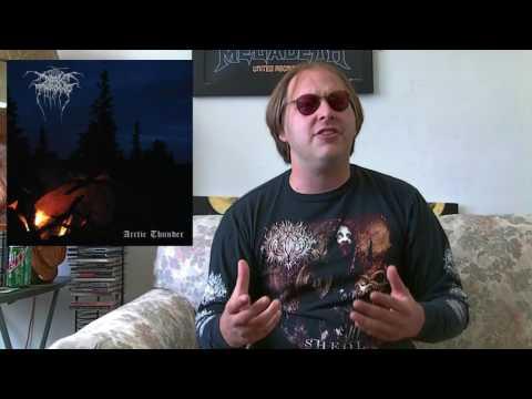 Darkthrone - ARCTIC THUNDER Album Review