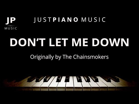 Don t let me down instrumental joy williams
