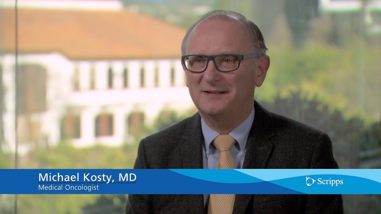 Dr  Michael Kosty - La Jolla, San Diego - Medical Oncology