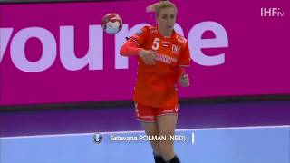 Top 10 Plays |  Day 14 | Semi-finals | 24th IHF Women's World Championship, Japan 2019