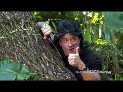 Hollywood Weapons - Testing Rambo - Outdoor Channel