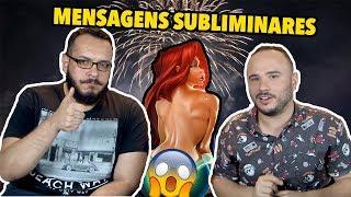 Baixar MENSAGENS SECRETAS NOS FILMES DA DISNEY!!! (ft.Imaginago)