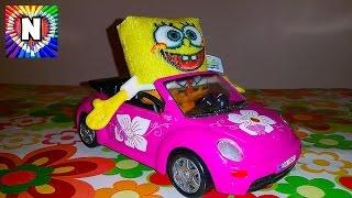 Губка Боб  Фиксики игрушки Видео для детей SpongeBob Fixiki toys for children Video(Губка Боб Фиксики игрушки Видео для детей SpongeBob Fixiki toys for children Video Рпспаковка игрушка Губка боб игрушки для..., 2016-02-06T20:53:42.000Z)