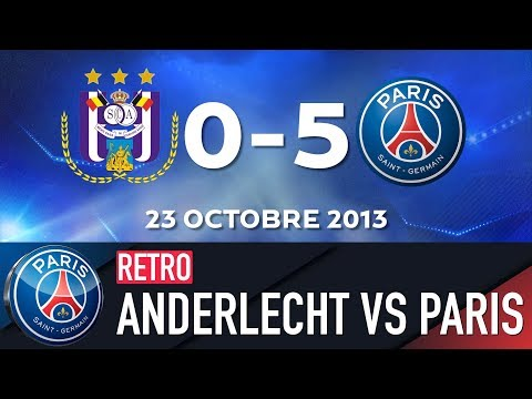 RETRO - RSC ANDERLETCH vs PARIS SAINT-GERMAIN 1992 & 2013