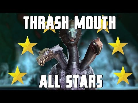 Thrash Mouth - All Stars Achievement Guide