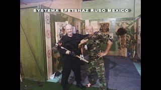 Вадим Старов и Александр Тимофеев Метание ножей Мехико Спецназ