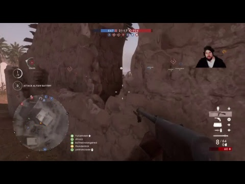 thundernick plays Battlefield 1 ( with Ty Camden )